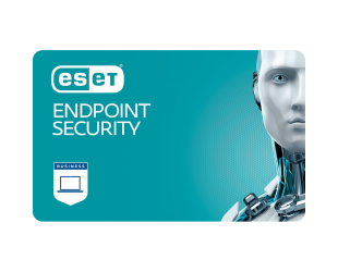 Antivirusinė programa ESET Endpoint Security, iki 25 įrenginių