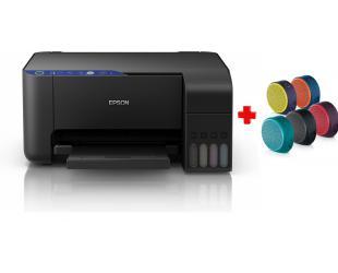 Rašalinis spausdintuvas EPSON L3151 + LOGITECH X100 dovanų