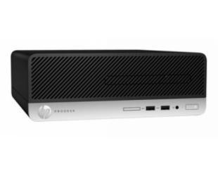Kompiuteris HP 400 G4 i3-7100 4GB 128GB SSD DVD Windows 10 Pro