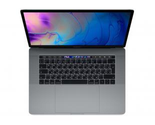 """Nešiojamas kompiuteris MacBook Pro 15.4"""" Touch bar i7 16GB 512GB SSD, space gray"""