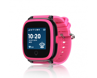 Išmanusis laikrodis Gudrutis R10 Camo Pink