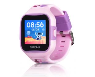 Išmanusis laikrodis Gudrutis Super-G Blast Camo Pink