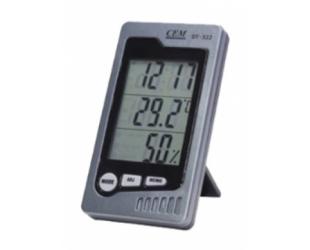 Temperatūros ir drėgmės matuoklis DT-323