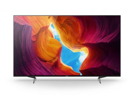 Televizorius SONY KD65XH9505BAEP