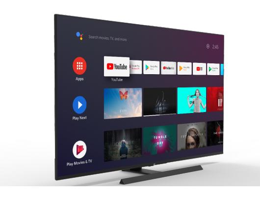Televizorius JVC LT55VA8000 4K Android