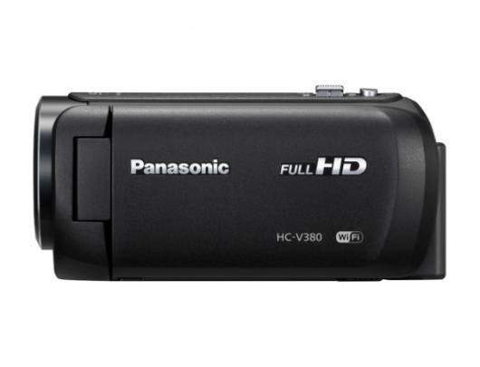 Vaizdo kamera PANASONIC HC-V380EP-K