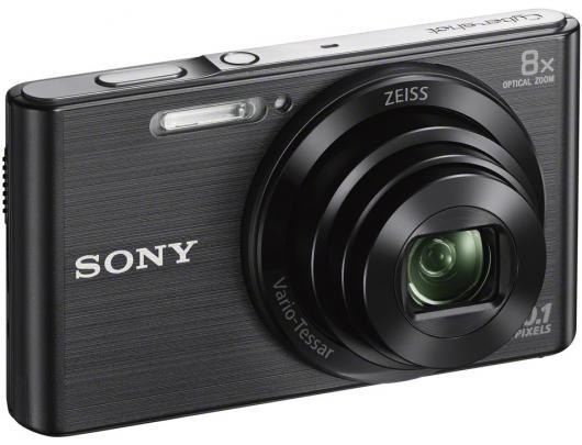 Skaitmeninis fotoaparatas SONY DSC-W830B