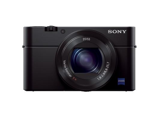 Fotoaparatas SONY DSC-RX100M3