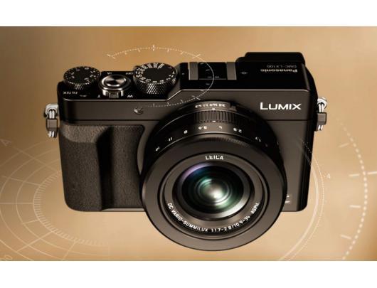 Fotoaparatas PANASONIC DMC-LX100EP-K