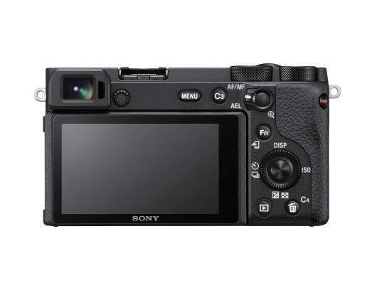 Fotoaparatas SONY ILCE 6600B