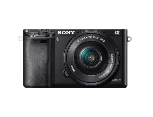 Fotoaparatas SONY ILCE 6000YB