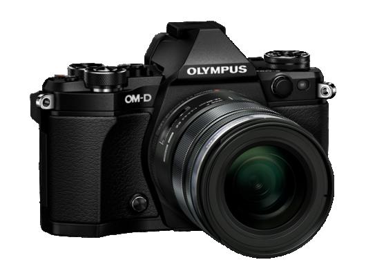 Fotoaparatas OLYMPUS E-M5II 1250Kit juodas