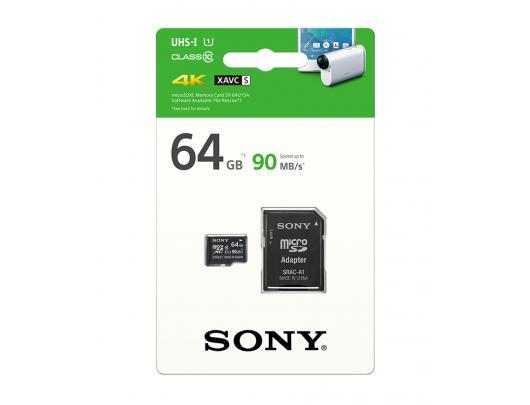 Atminties kortelė SONY SR-64UY3A MicroSDXC 64GB, cl10
