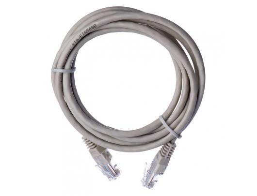Tinklo kabelis Emos Cat5e (UTP), 1 m.