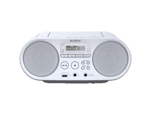 Magnetola (CD/USB) SONY ZS-PS50W