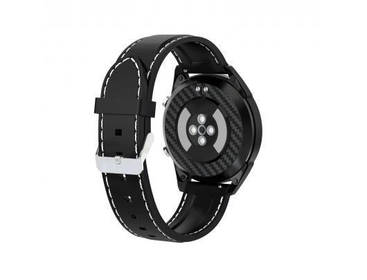 """Išmanusis laikrodis DT NO.1 DT28 1,54"""" IP68, su silikonine apyranke, juodas"""