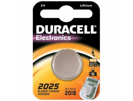 Elementas DURACELL CR2025 5003LC