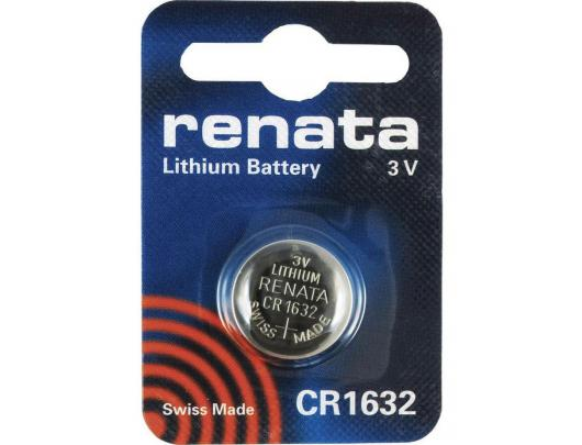 Elementas RENATA CR1632 3V