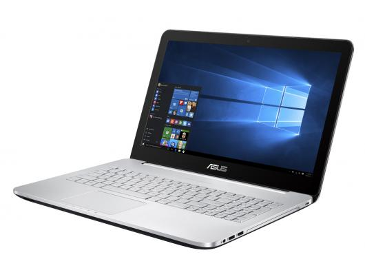 "Nešiojamas kompiuteris ASUS N552VW 15.6"" FHD i5-6300HQ 8GB 1TB GTX960 Windows 10"