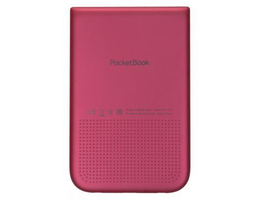 Skaityklė POCKETBOOK Touch HD 2 6'' 8GB WIFI, raudona