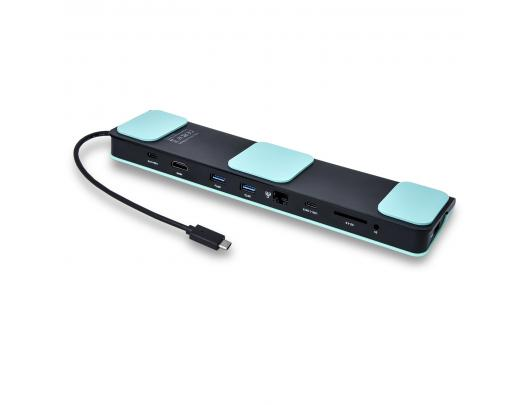 Docking station i-tec USB-C Flat 1x HDMI 4K 1x SD reader 1x Ethernet 3x USB 3.0