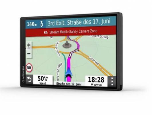 GPS navigatorius GARMIN DriveSmart 55 MT-S