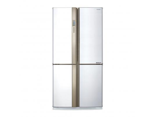 Šaldytuvas-šaldiklis SHARP SJEX820F2WH