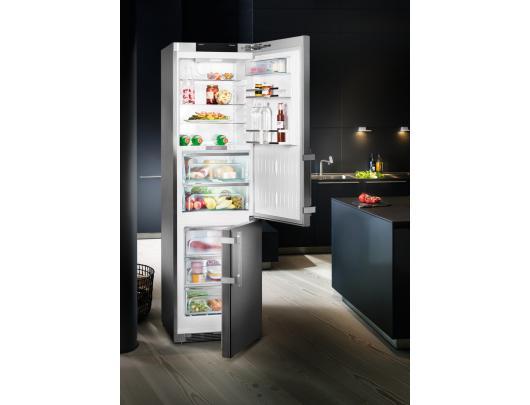 Šaldytuvas-šaldiklis LIEBHERR  CBNies 4878 Premium BioFresh NoFrost    201cm
