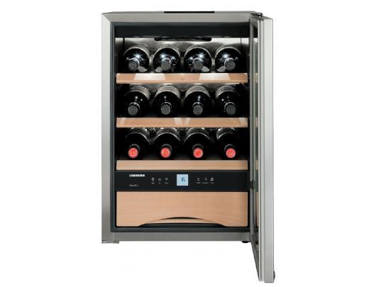 Vyno šaldytuvas LIEBHERR  WKes 653 Grand Cru    61cm; 12but.