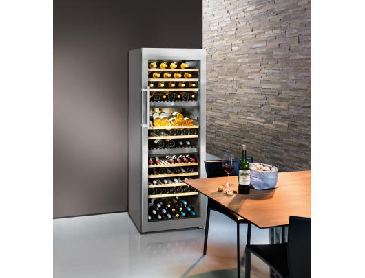 Vyno šaldytuvas LIEBHERR  WTes 5872 Vinidor    192cm; 178but.