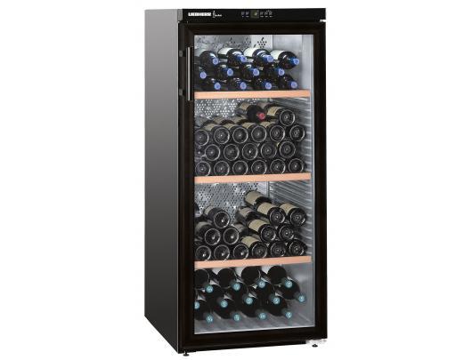 Vyno šaldytuvas LIEBHERR  WKb 3212 Vinothek    135cm; 164but.