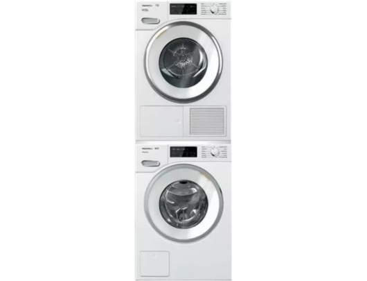 Džiovyklės (W-ed) ant skalbyklės montavimo rėmelis MIELE WTV 502