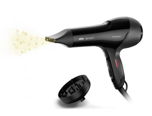 Plaukų džiovintuvas BRAUN HD 785 DF