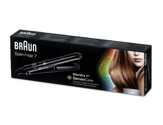 Tiesintuvas plaukams BRAUN ST 780 SensoCare