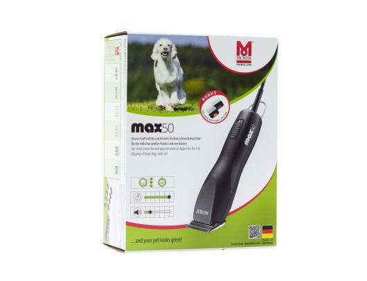 Plaukų kirpimo mašinėlė gyvūnams MOSER 1250-0052 MAX50