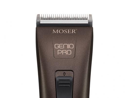 Plaukų kirpimo mašinėlė MOSER 1874-0050 GenioPro