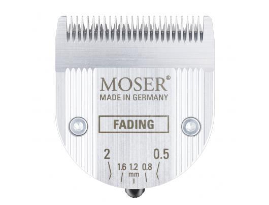 Plaukų kirpimo mašinėlė MOSER 1874-0053 GenioPro Fading Edition