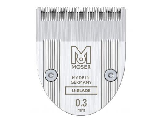 Plaukų kirpimo mašinėlė MOSER 1591-0064 ChroMiniPro 2