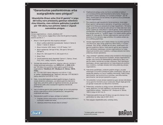 Epiliatorius BRAUN SES 9720 SensoSmart