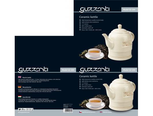 Virdulys keraminis GUZZANTI GZ-204