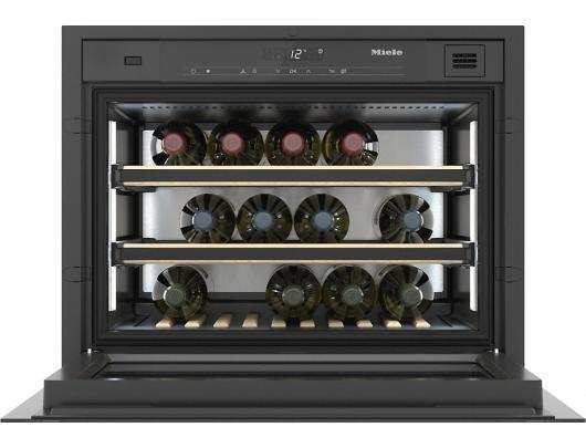Įmontuojamas vyno šaldytuvas MIELE  KWT 7112 iG EDST/CLST