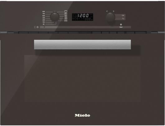 Mikrobangų krosnelė  MIELE M 6262 HVBR