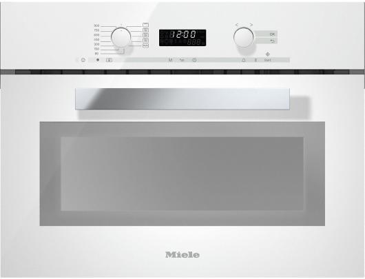 Mikrobangų krosnelė  MIELE M 6262 BRWS