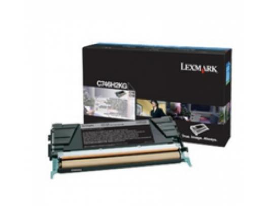Toneris Lexmark C746H3KG, Black, 12000 puslapių