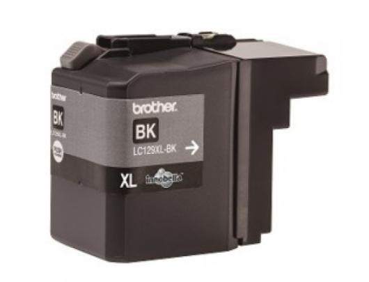 Rašalo kasetė Brother LC129XLBK, Black