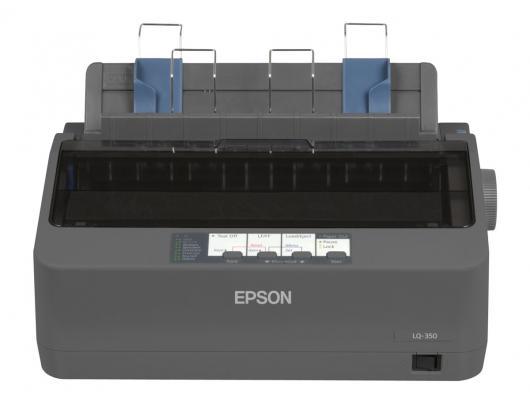 Adatinis spausdintuvas Epson LQ-350 Dot matrix, Standard, Black/Grey