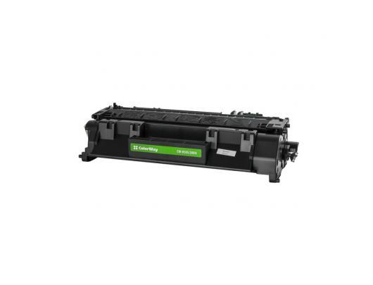 Toneris ColorWay Econom, Black, HP CE505A (05A)/CF280A (80A); Canon 719