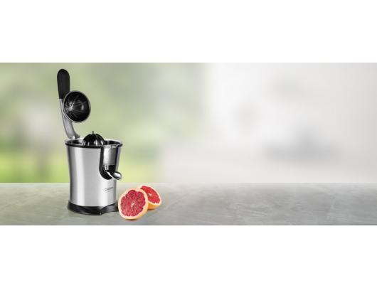 Sulčiaspaudė Caso CP 300 160W, plati anga, citrusinių vaisių