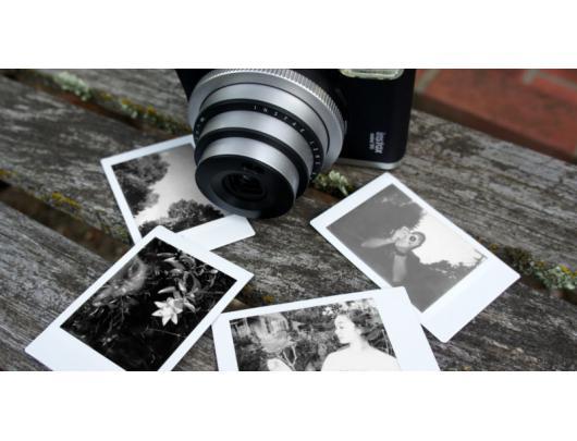 Momentinis nespalvotų nuotraukų fotopopierius Fujifilm Instax Mini, 10 vnt, 54x86 mm