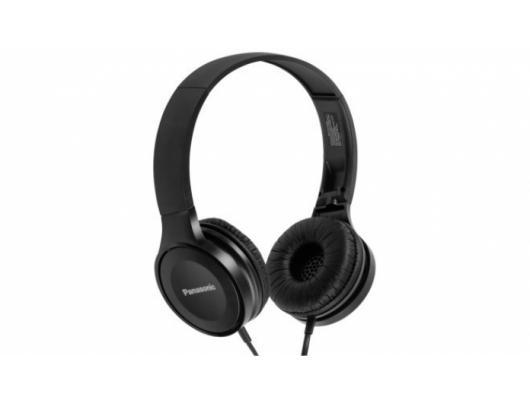 Ausinės Panasonic RP-HF100ME Headband/On-Ear, Microphone, Black